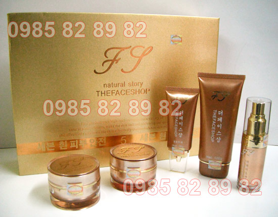 The Face Shop Vàng